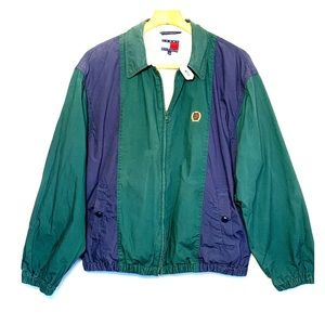 Vintage Tommy Hilfiger 90s jacket windbreaker